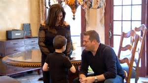 jacqueline laurita is proud of husband chris laurita for hitting the the daily dish
