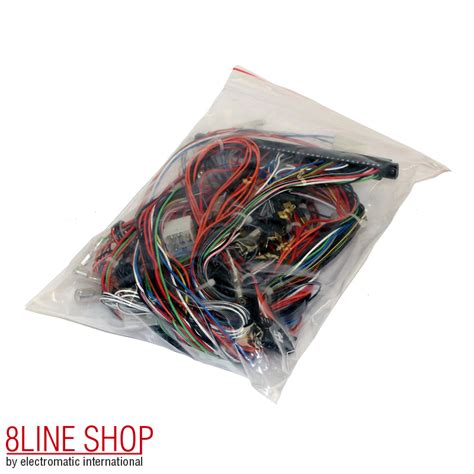 Line Shop Liner Cherry Master Wiring Harness