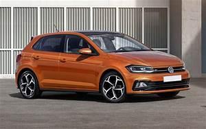 Descargar Fondos De Pantalla Volkswagen Polo  Mk6  2018