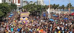 Stadtteil Von Rio : mehr als 20 karnevals blocks paradierten auf den strassen ~ A.2002-acura-tl-radio.info Haus und Dekorationen