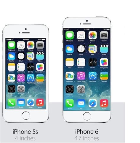 what s the difference between iphone 5s and 5c 10 differences between iphone 5s and iphone 6