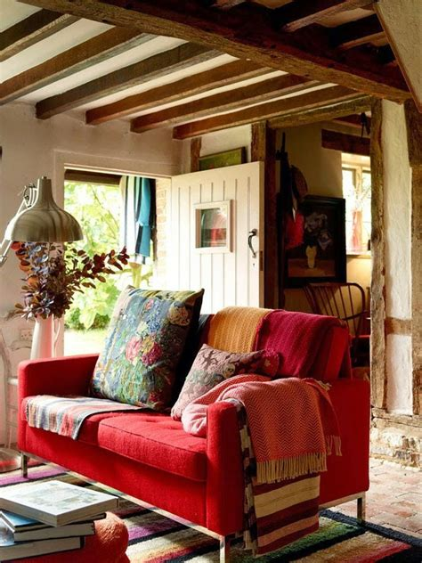 9 cosy cottage living spaces asnew upholstery