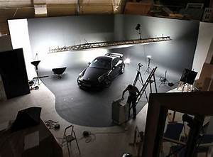 car studio photography set ups core77 With outdoor car photography lighting