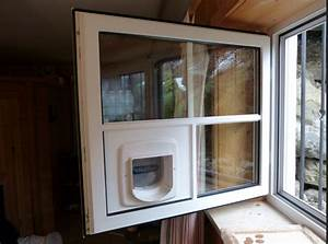 Katzenklappe Für Fenster : katzenklappe fenster ein spezielles fenster an der einfahrt einer katze fenster ~ Eleganceandgraceweddings.com Haus und Dekorationen