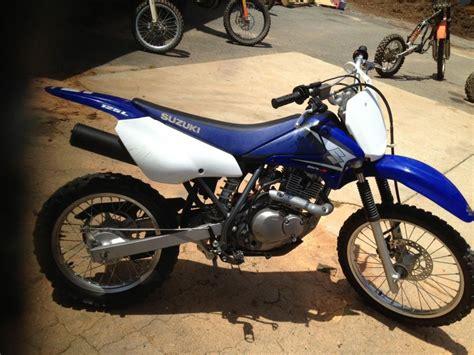 suzuki motocross bikes for sale 2005 suzuki dr z125l dirt bike for sale on 2040motos