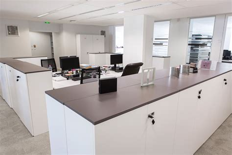 bureau lefebvre allestimento di nuova sede principale a neuilly tetris db