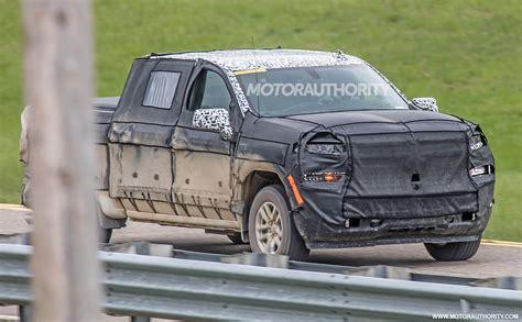 2019 Chevy Silverado Interior Spied Gm Authority  Autos Post