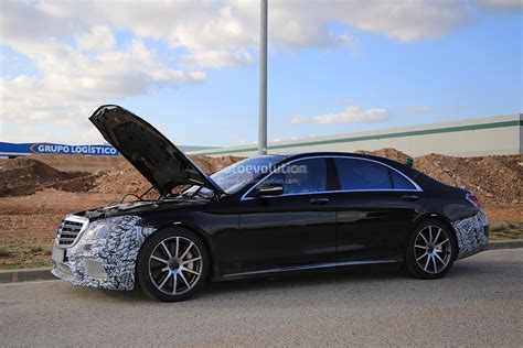 2018 Mercedes-amg S63 Prototype Breaks Down, Shows Us