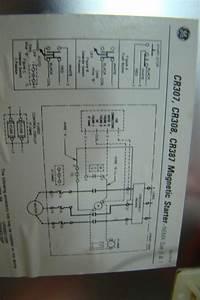 Ge Stainless Enclosure Magnetic Starter Nema 308c4 1aaaala