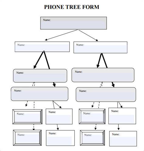 Phone Tree  6+ Free Pdf , Doc Download