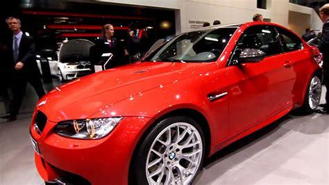 bmw  coupe  melbourne red metallic  geneva motor show youtube