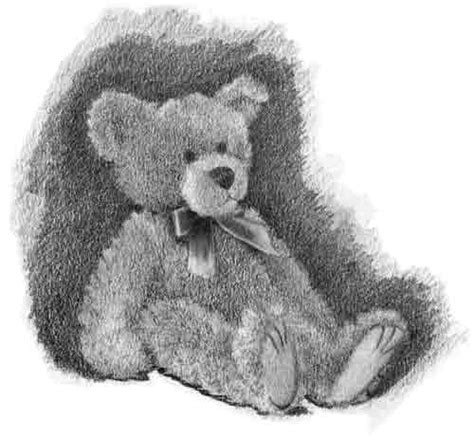 teddy bear draw   clip art  clip