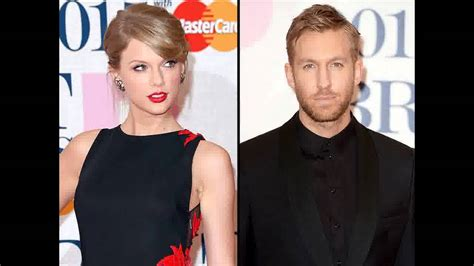 Taylor Swift and Calvin Harris Ranked World's Highest Paid ...