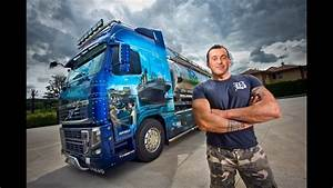 Volvo Trucks - The Titanic Truck -  U0026quot Welcome To My Cab U0026quot