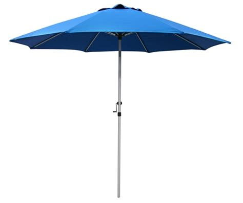 9 commercial aluminum patio umbrella 99 95