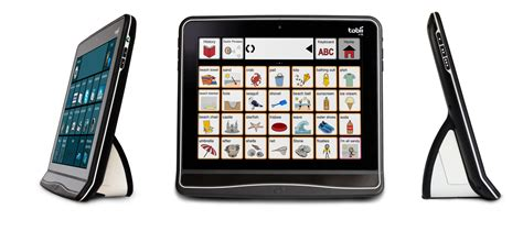 tobii unveils  family  eye controlled aac devices