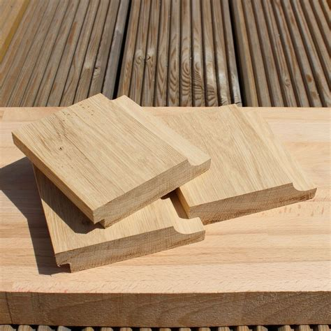 Buy Shiplap Cladding by Air Dried Oak External Ship Cladding Ebay