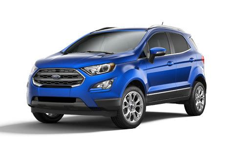 ford recalls ecosport vehicles sold   federal