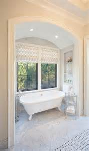 bathtub alcove transitional bathroom scott