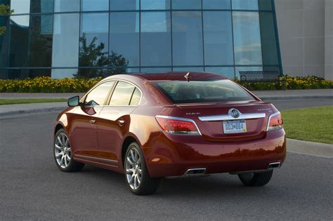 How Much Is A Buick Lacrosse 2012 by 2012 Buick Lacrosse Has An Official Engine Upgrade Planned