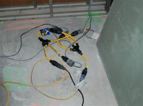 electrical safety awareness  construction