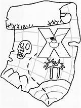 Schatzkarte Coloring Lower Malvorlage Piraten Ausmalbilder Alphabet Letter Bulkcolor Quilt Fuer Kinder sketch template