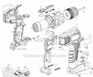 Black And Decker Ldx220sb Parts List And Diagram