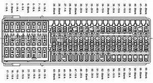 33 2011 Jetta Se Fuse And Relay Diagram
