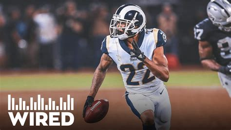marcus peters wired  raiders
