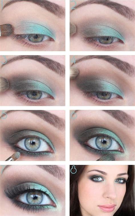 smoky makeup tutorials  christmas parties