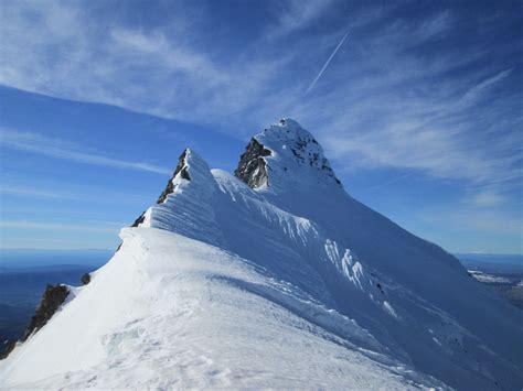 mount jeffersonjefferson park glacier  mountaineers