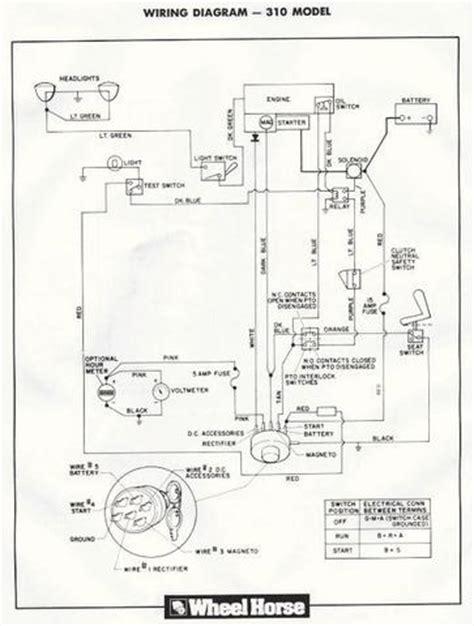 Wheel Wiring Diagram by 310 8 Will Not Start Help Wheel Electrical