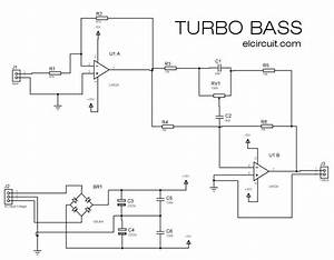 Turbo Bass Or Bass Booster Circuit