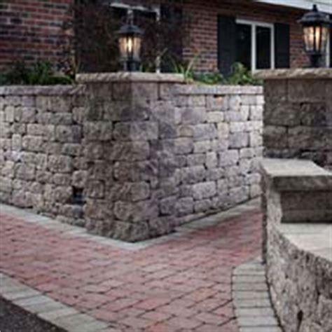 retaining walls crawfordsville indiana
