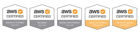 path     amazon aws certifications