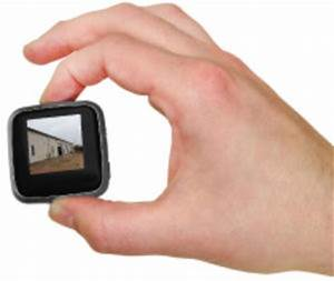 World's Smallest HD Spy DVR w/TFT Screen