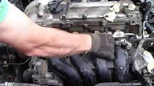 How To Disassemble Intake Manifold Toyota Corolla Years