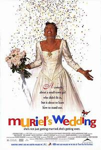 Muriel's Wedding movie posters at movie poster warehouse ...