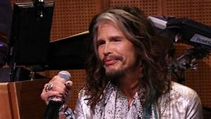 Steven Tyler belts personal voicemail message for fan's ...