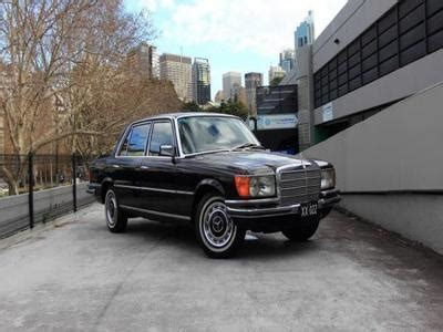 Cars For Sale In Macquarie by Mercedes 1975 1975 Mercedes 280sel Auto