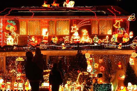 christmas lights in newcastle can you do better gallery