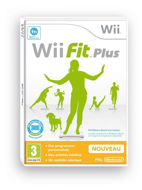 pedana wii fit plus astuces wii fit plus