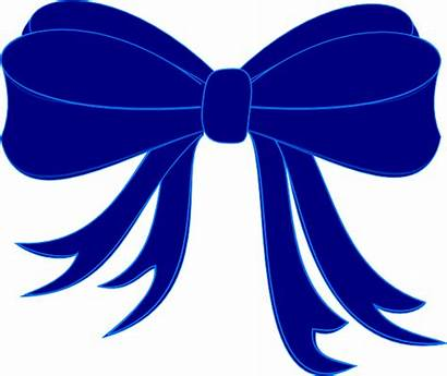 Bow Clip Ribbon Clipart Gift Cliparts Neon