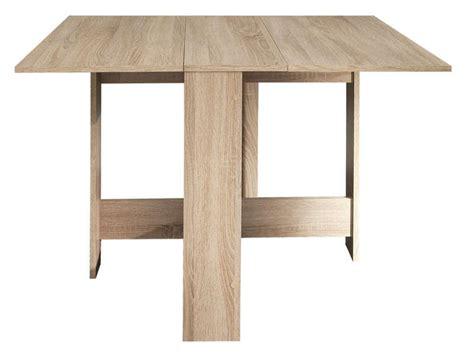 conforama soldes canape table pliante l max 103 cm sishui coloris chêne vente
