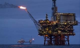 North Sea Oil Photos