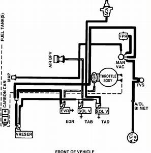Need Diagram For Veci  Vacuum  For 1987 Ford Bronco Xlt 5