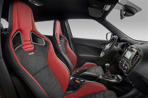 siege bacquet recaro nissan juke nismo rs starts from 27 450 in europe