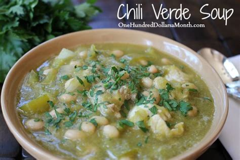 chili verde soup slow cooker chile verde recipe dishmaps