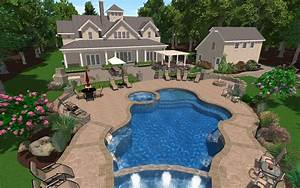 Backyard Designs With Pool - Myfavoriteheadache com
