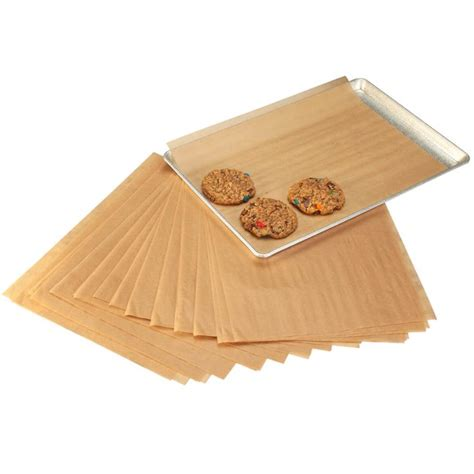 parchment paper sheets baking chef pride walmart crafts
